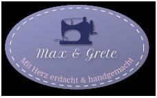 Max & Grete Logo